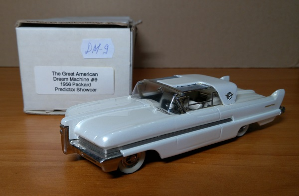 Модель 1:43 Packard Predictor Show Car