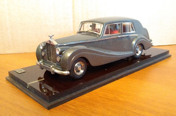 Модель 1:43 Rolls-Royce Silver Wraith Saloon by James Young