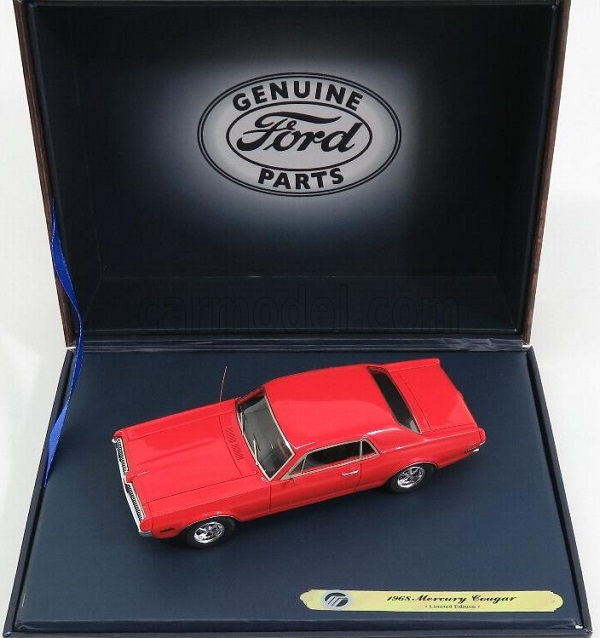 Модель 1:43 Mercury Cougar Coupe - red