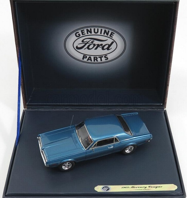 Модель 1:43 Mercury Cougar Coupe - blue