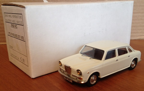 Модель 1:43 Wolseley Six