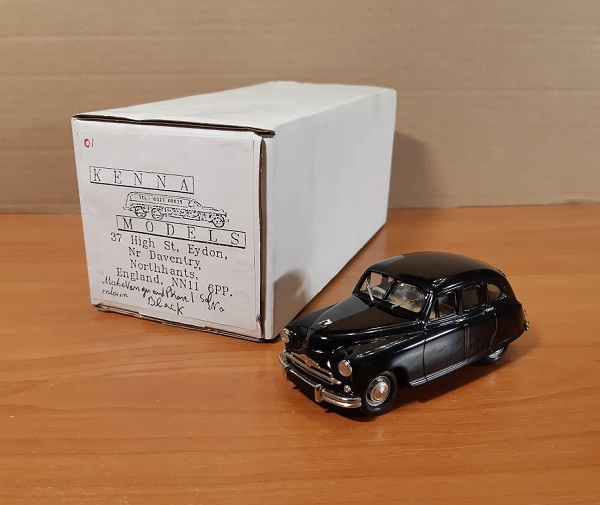 Модель 1:43 Standard Vanguard Phase 1A - BLACK