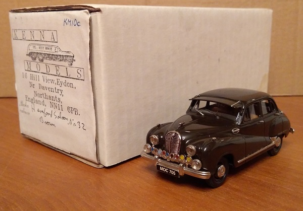 Модель 1:43 Austin Hereford Saloon - brown (L.E.600pcs)