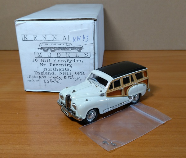 Модель 1:43 Austin Hereford Woody