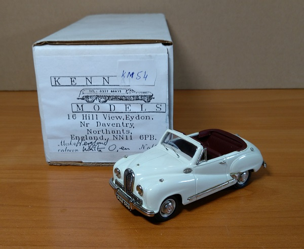 Модель 1:43 Austin Hereford Convertible (Open)