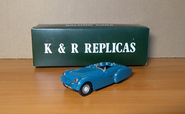 Модель 1:43 Triumph TR2 High Speed Car