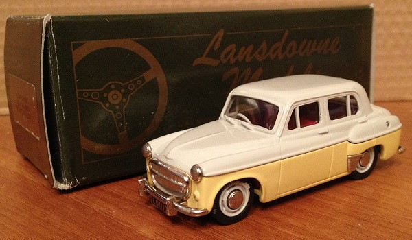Модель 1:43 Hillman Minx The Gay LookHillman