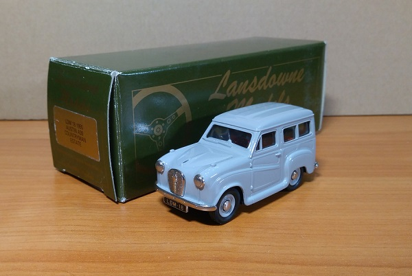 Модель 1:43 Austin A30 Countryman Estate