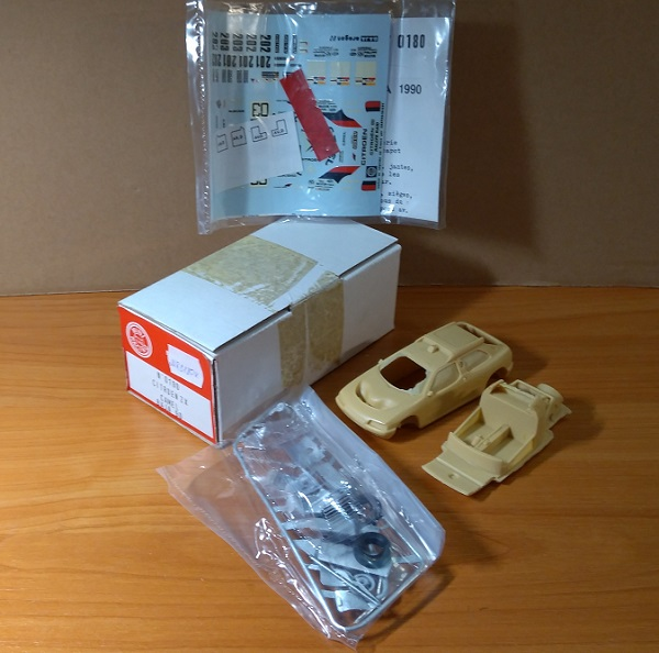 Модель 1:43 Citroen ZX CAMEL BAJA (KIT)