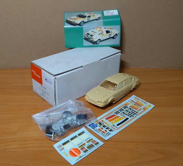 Модель 1:43 Citroen CX NEFF Dakar (KIT)