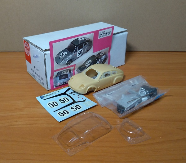 Модель 1:43 Mini Marcos BMC №50 24h Le Mans (KIT)