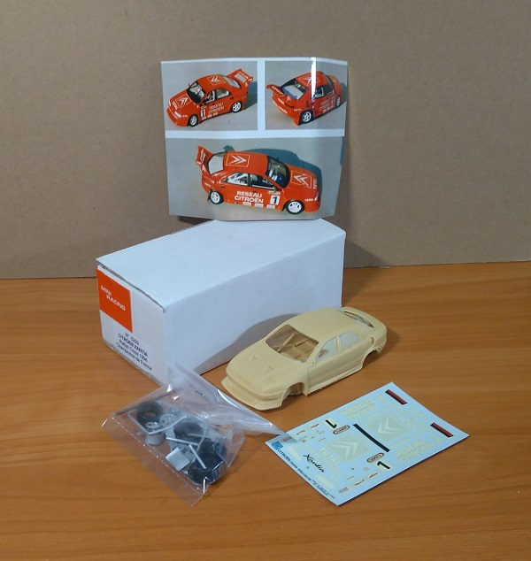 Модель 1:43 Citroen Xantia Rallye Cross №1 Campionne de France (KIT)