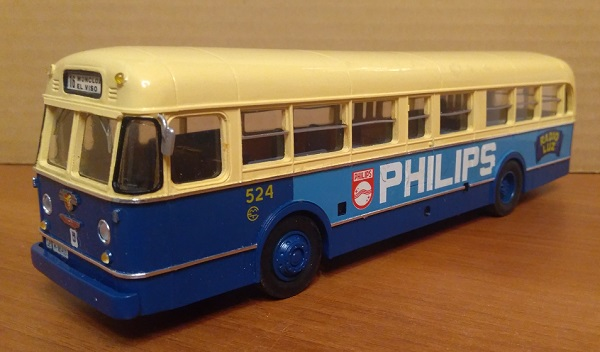 Модель 1:43 LEYLAND ROYAL TIGER