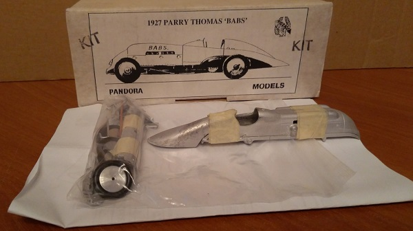 Модель 1:43 Parry Thomas BABS (KIT)