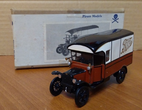 Модель 1:43 Ford T CHASSIS O Gauge
