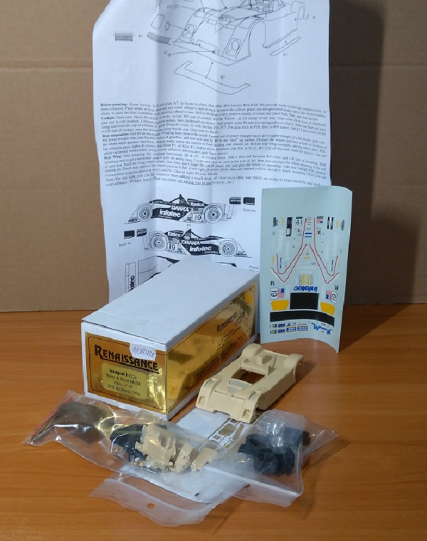 Модель 1:43 Riley & Scott Mk III Olds №19 24H du Mans 1996 (KIT)