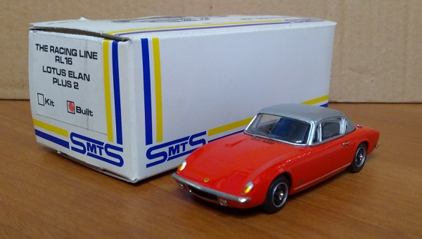 Модель 1:43 Lotus Elan Plus 2