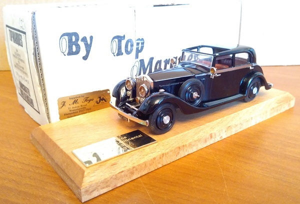 Модель 1:43 Rolls-Royce PHANTOM II CONTINENTAL (L.E.137 of 250pcs)