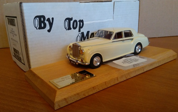 Модель 1:43 Rolls-Royce Silver Cloud Saloon (L.E.141 of 150pcs)