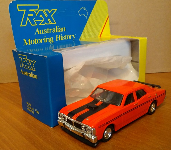 Модель 1:43 Ford XY Falcon GTHO PHASE 3