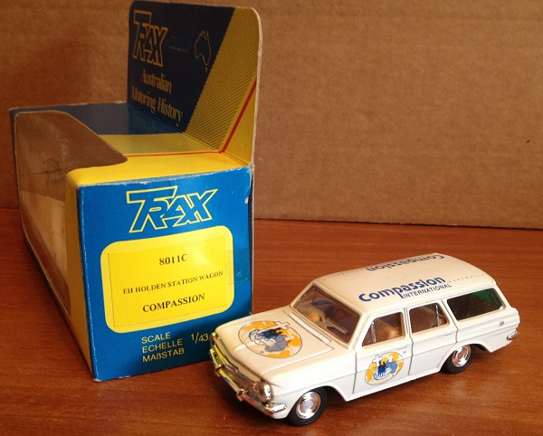 Модель 1:43 HOLDEN Station Wagon COMPASSION