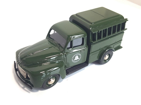 Модель 1:43 Ford telephone