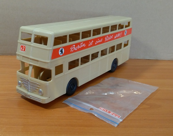 Модель 1:43 Bussing DD Berlin
