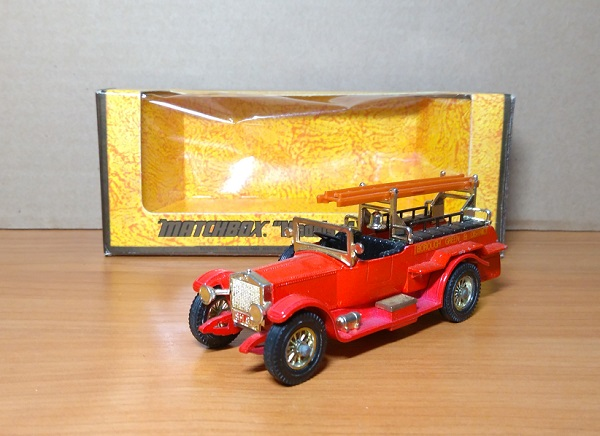 Модель 1:43 Rolls-Royce Fire Engine
