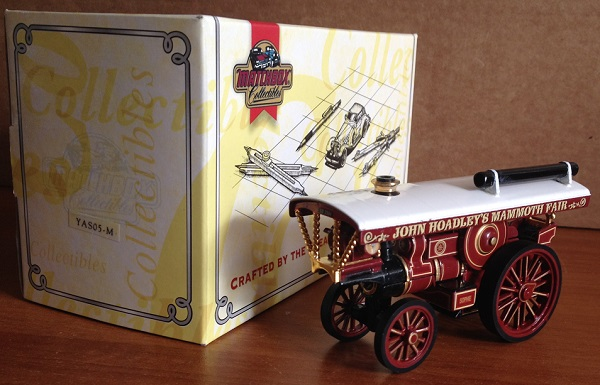 Модель 1:43 POWERED VEHICLES Collection THE SHOWMAN'S ENGINE