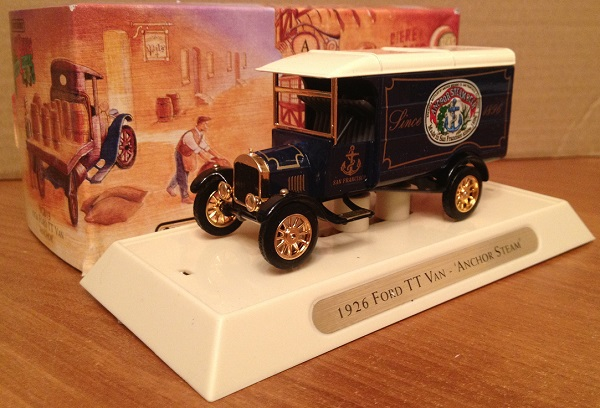 Модель 1:43 Ford TT VAN «ANCHOR STEAM Beer»