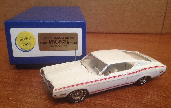 Модель 1:43 Mercury Cyclone GT