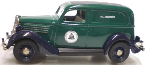 Модель 1:43 Ford Type 48 Van «Bell Telephone»