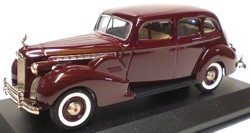 Модель 1:43 Packard Super 8 Sedan - dark red