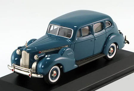 Модель 1:43 Packard Super 8 Sedan - blue