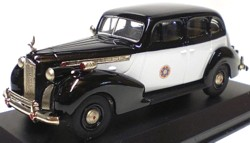Модель 1:43 Packard Super 8 Sedan Police California