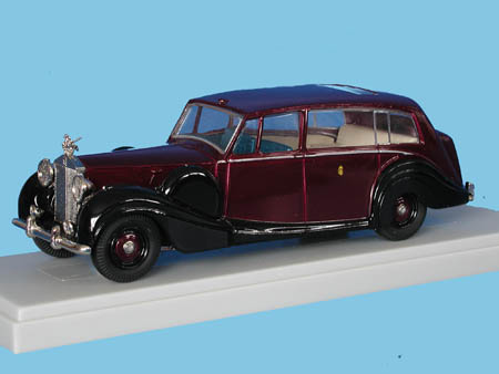 Модель 1:43 Rolls-Royce Phantom IV H.M. Queen of England