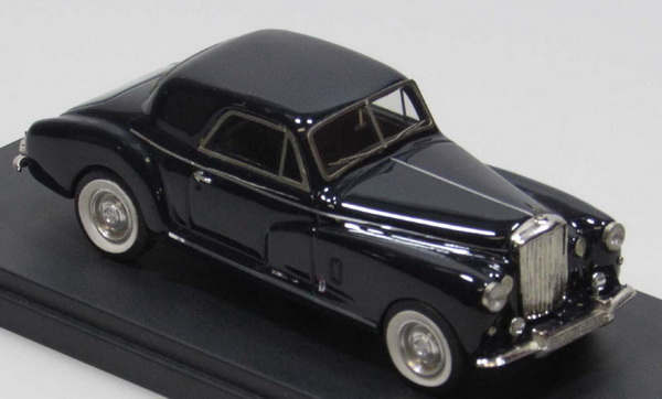 Модель 1:43 Bentley Mk VI Coupe Pininfarina - black