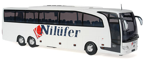 Модель 1:43 Mercedes-Benz Travego M Nilufer Turizm, Bursa (TR)