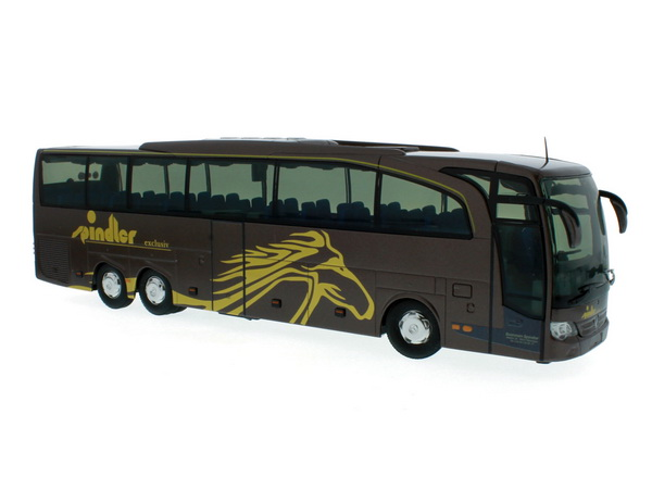 Модель 1:43 Mercedes-Benz Travego M - Spindler, Wehringen