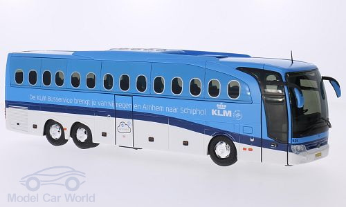 Модель 1:43 Mercedes Travego M - KLM