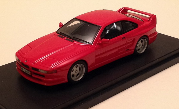 Модель 1:43 BMW 850 (E31) KS-8 Koenig Specials - red