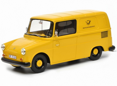 Модель 1:18 Volkswagen Fridolin «Deutsche Post»