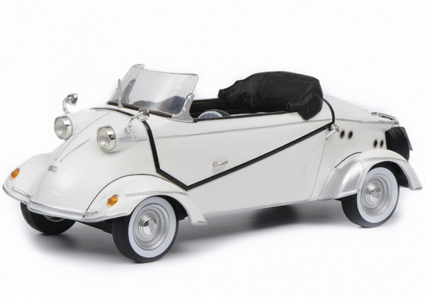 Модель 1:18 FMR TG 500 Roadster «Tiger» - white