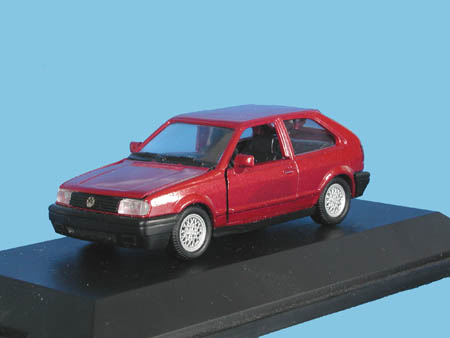 Модель 1:43 Volkswagen Polo Coupe