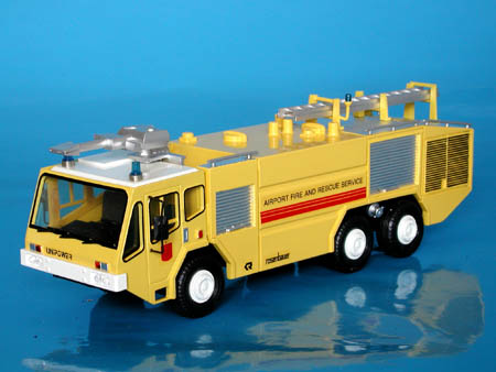 Модель 1:50 Unipower 6x6 Rosenbour Fire & Rescue