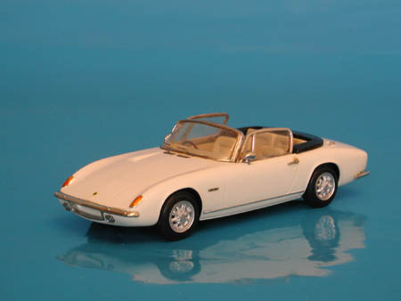 Модель 1:43 Lotus Elan Plus 2 Roadster