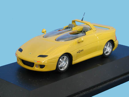 Модель 1:43 Lotus Elan M200 Roadster Prototype