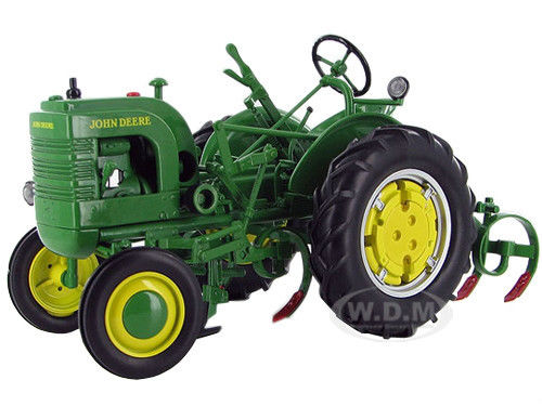 Модель 1:16 JOHN DEERE 1942 MODEL LA WITH LEAF SPRING CULTIVATOR