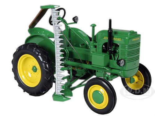 Модель 1:16 JOHN DEERE L WITH SICKLE MOWER