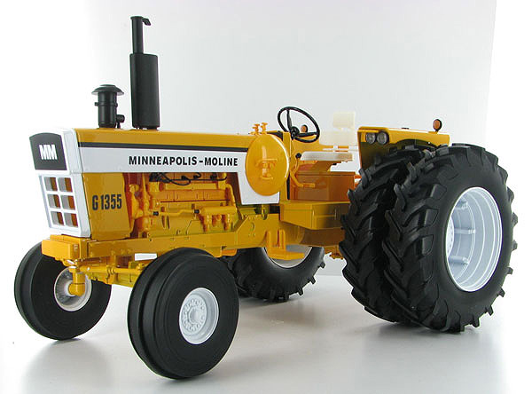 Модель 1:16 MINNEAPOLI​S MOLINE G-1355 LP-GAS WIDE FRONT TRACTOR
